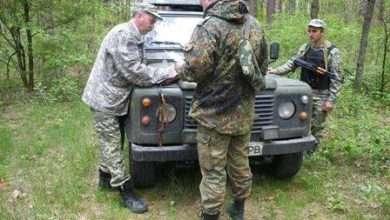 Кто поддерживает порядок в охотничьих угодьях?