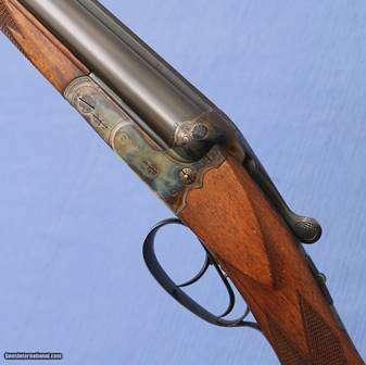 Послевоенное простое массовое двуствольное ружье типа «Энсон-Дили»