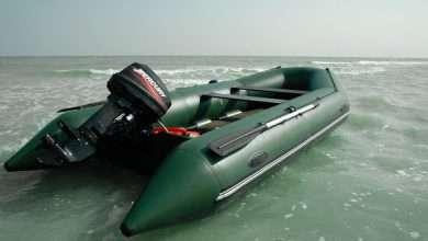 Топ-5 брендов надувных лодок в Украине