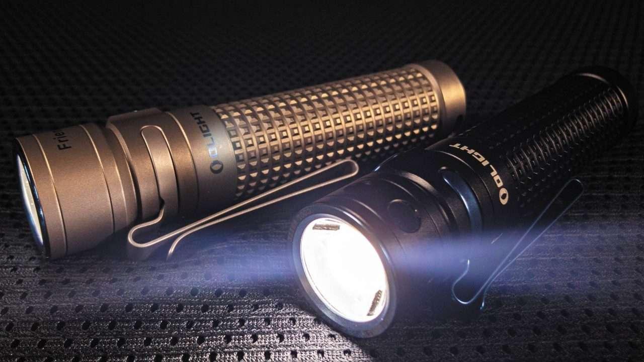 Обзор фонаря Olight - Супербатончик Baton Pro